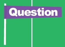 Question flag